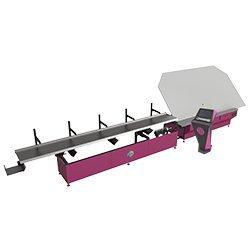 APB - Otomatik Çıta Bükme Makinesi