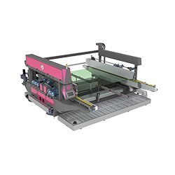 Glass Double Edger Machine
