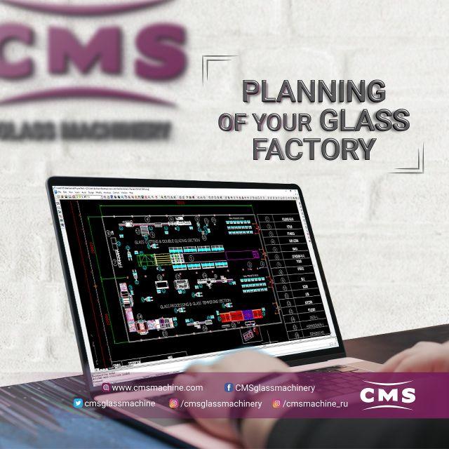 Cam İşleme Fabrikanızın Planlanması