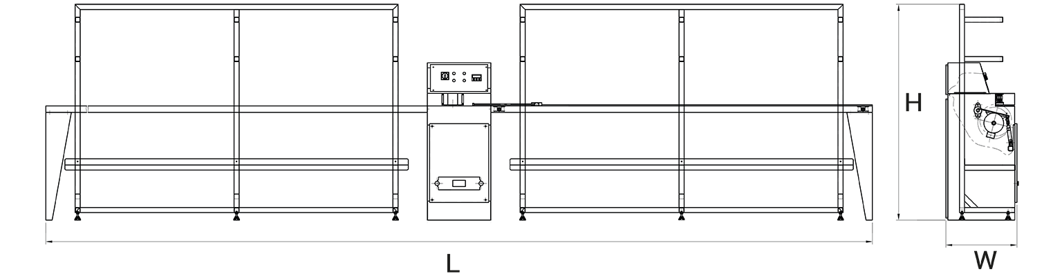PKM-spacer-cutting-machine-Layout