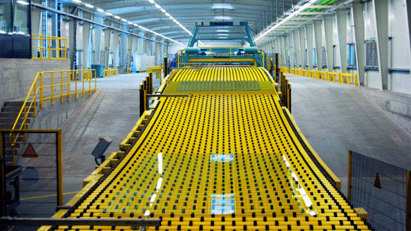 Float Glass Production Line