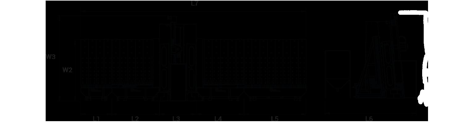 DZH-cnc-vertical-glass-arrising-machine-Layout