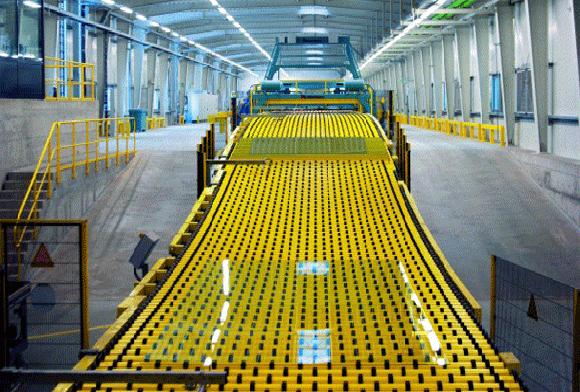 Düz Cam Üretim Hatları