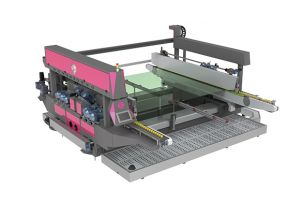 Glass Double Edger Machine