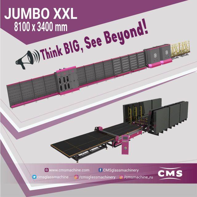 Jumbo XXL Cutting Lines